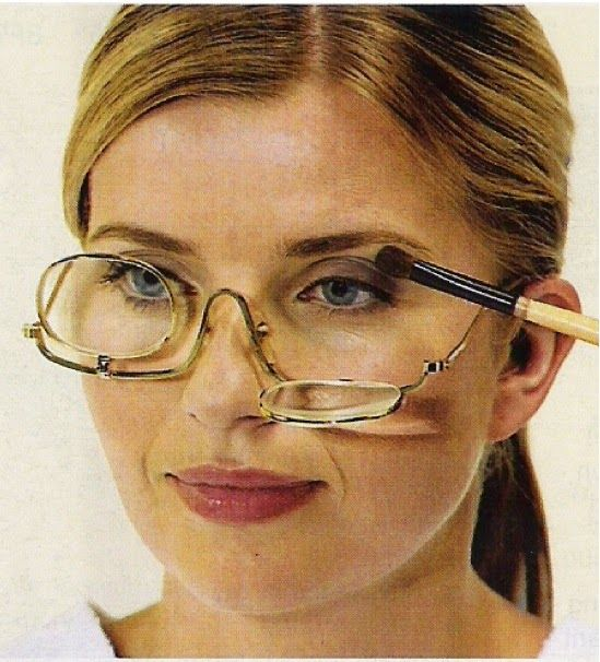 Magnifying Glasses for Makeup Application magnifying