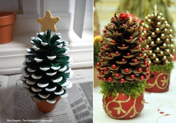 Awesome Inventions on Pine cone christmas tree, Pine cone and Pinecone