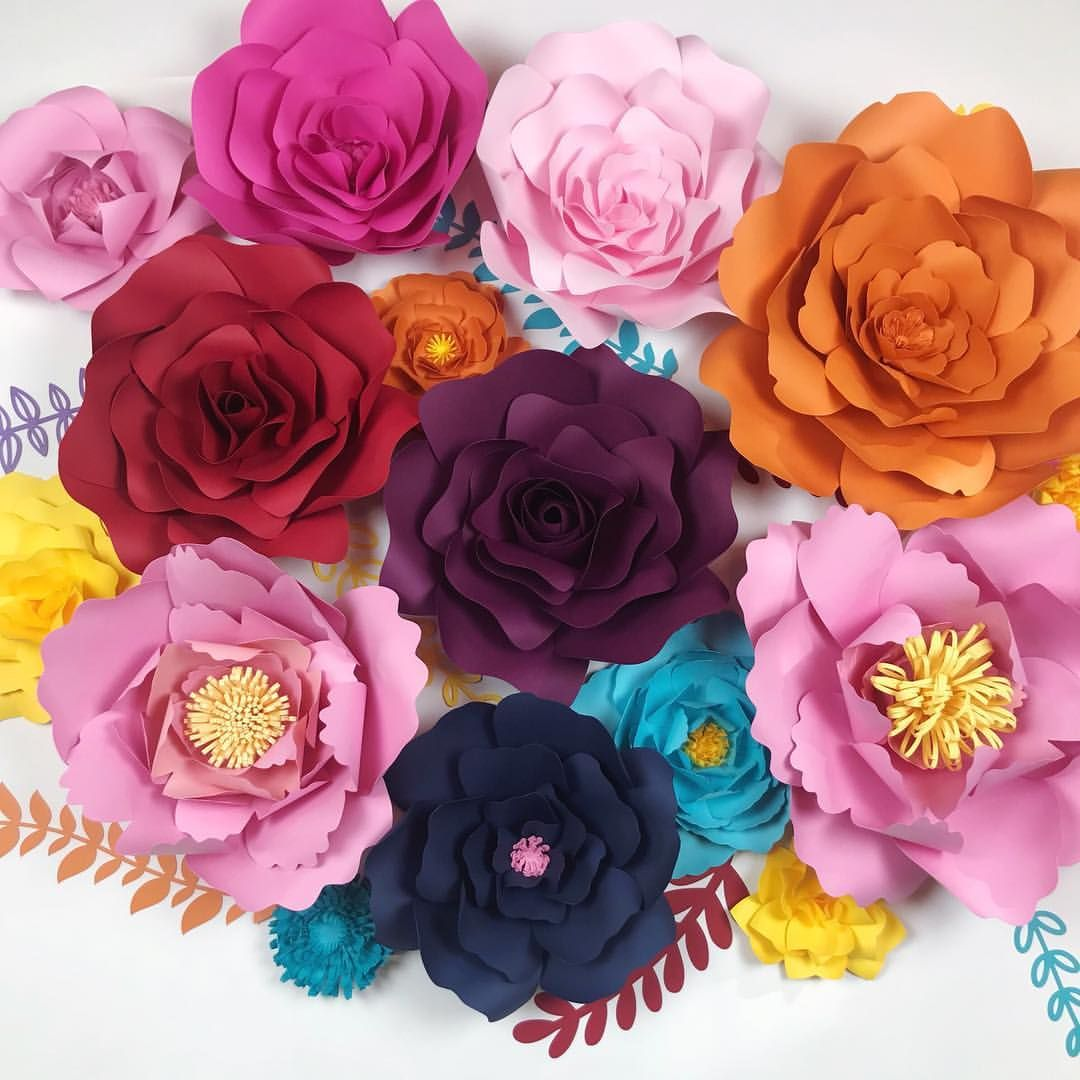 Bright paper flowers for your fiesta event paperflowers bright paper flowers for your fiesta event paperflowers paperflowerwall partydecor fiesta izmirmasajfo