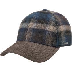 Photo of Stetson Camanto Virgin Wool Check Cap Basecap Baseballcap Karocap Wollcap Herrencap StetsonStetson