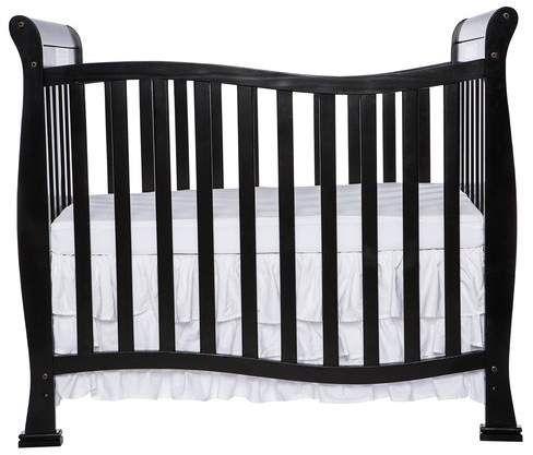 Dream On Me Piper 4 In 1 Convertible Mini Crib Mini Crib