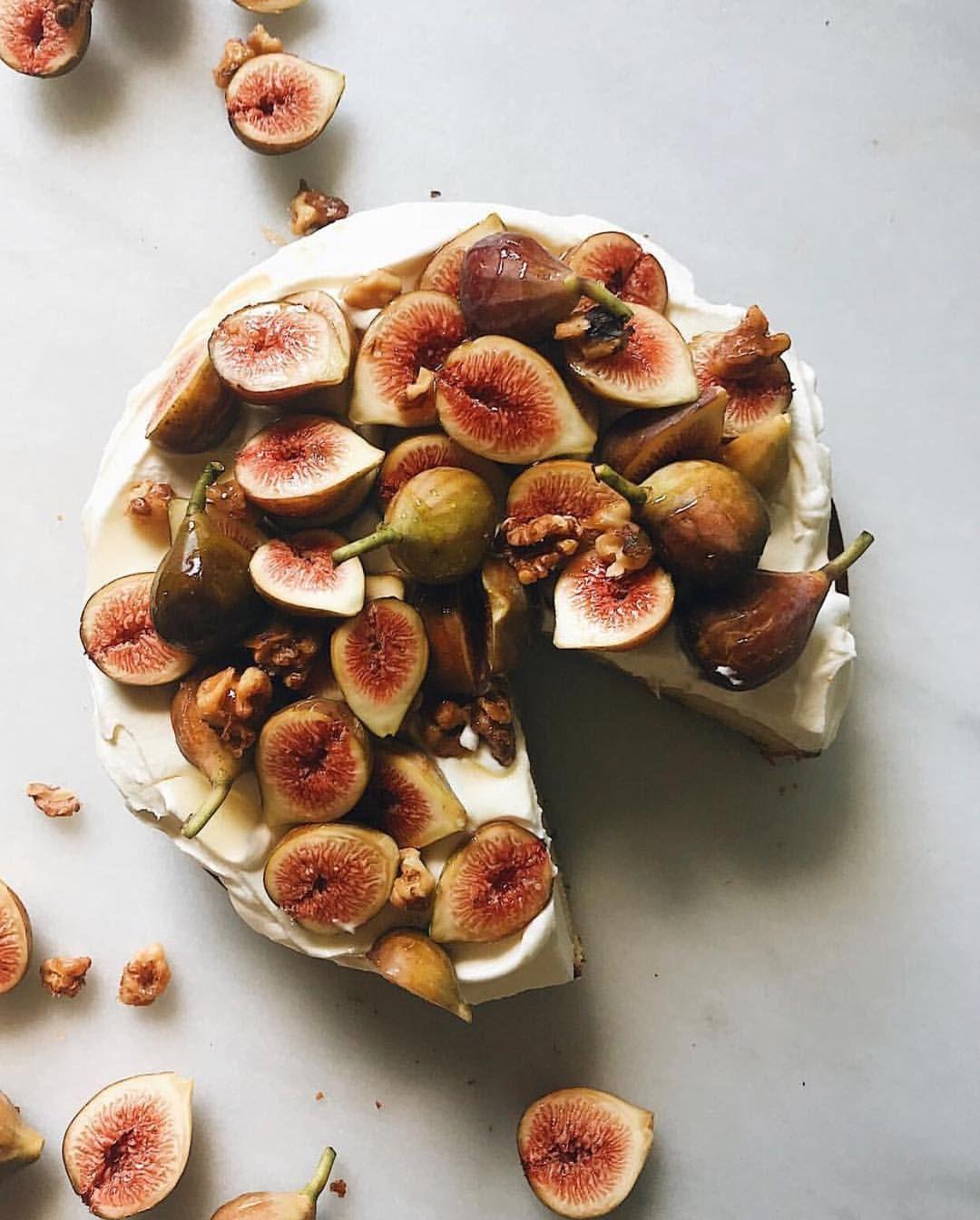 "Food52 On Instagram: ""Fig Season Calls For A Celebration"
