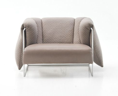 Poltrone Chaise Longue Design.Zabuton Armchair By Nendo For Moroso Furniture Chair