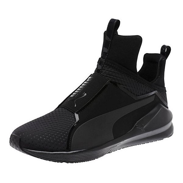Puma Fierce Quilted Women's Training Shoes ($100) ❤ liked