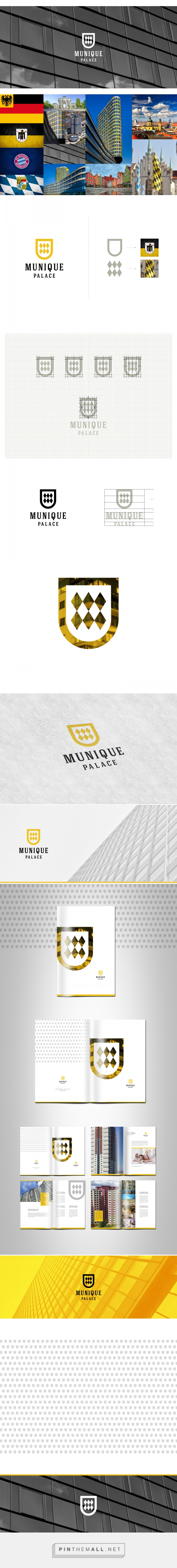 Munique Palace on Behance... - a grouped images picture - Pin Them All