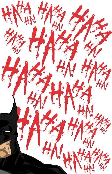 joker ha ha ha - Buscar con Google | Cómic Obsession ...