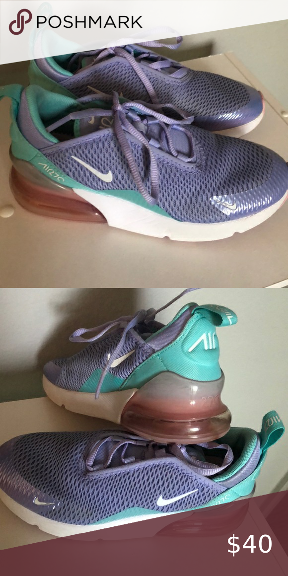 Nike Air Max. Kids size 2.5 in 2020