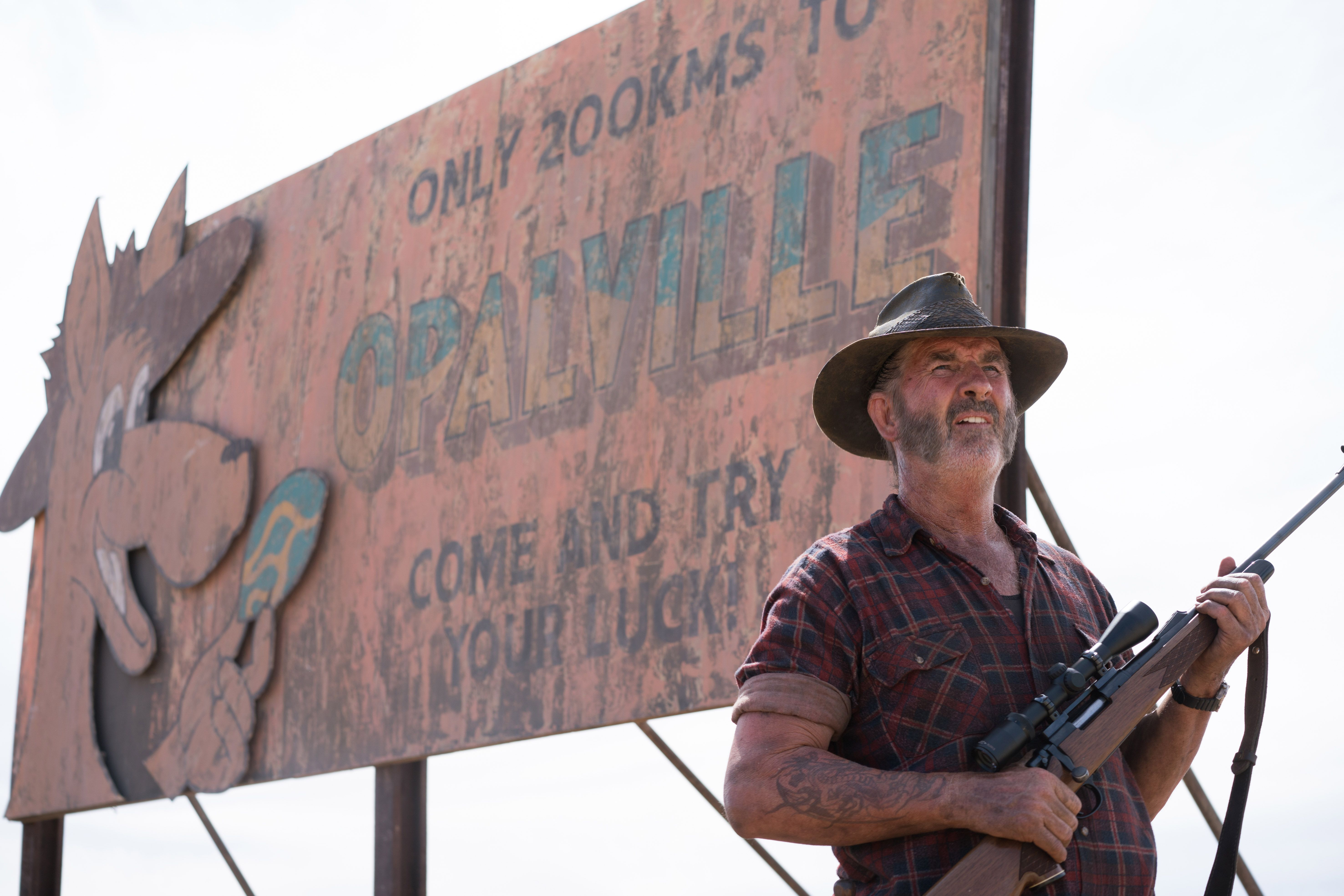 """""""Wolf Creek Season One"""" is a Blood Soaked Romp Through"""