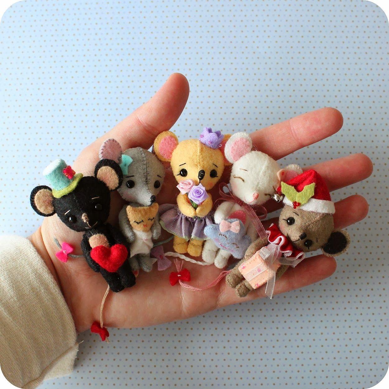 Exciting News! | Gingermelon, Homemade dolls, Felt dolls