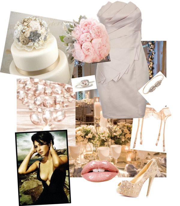 """wedding"" by yolandamorales on Polyvore"