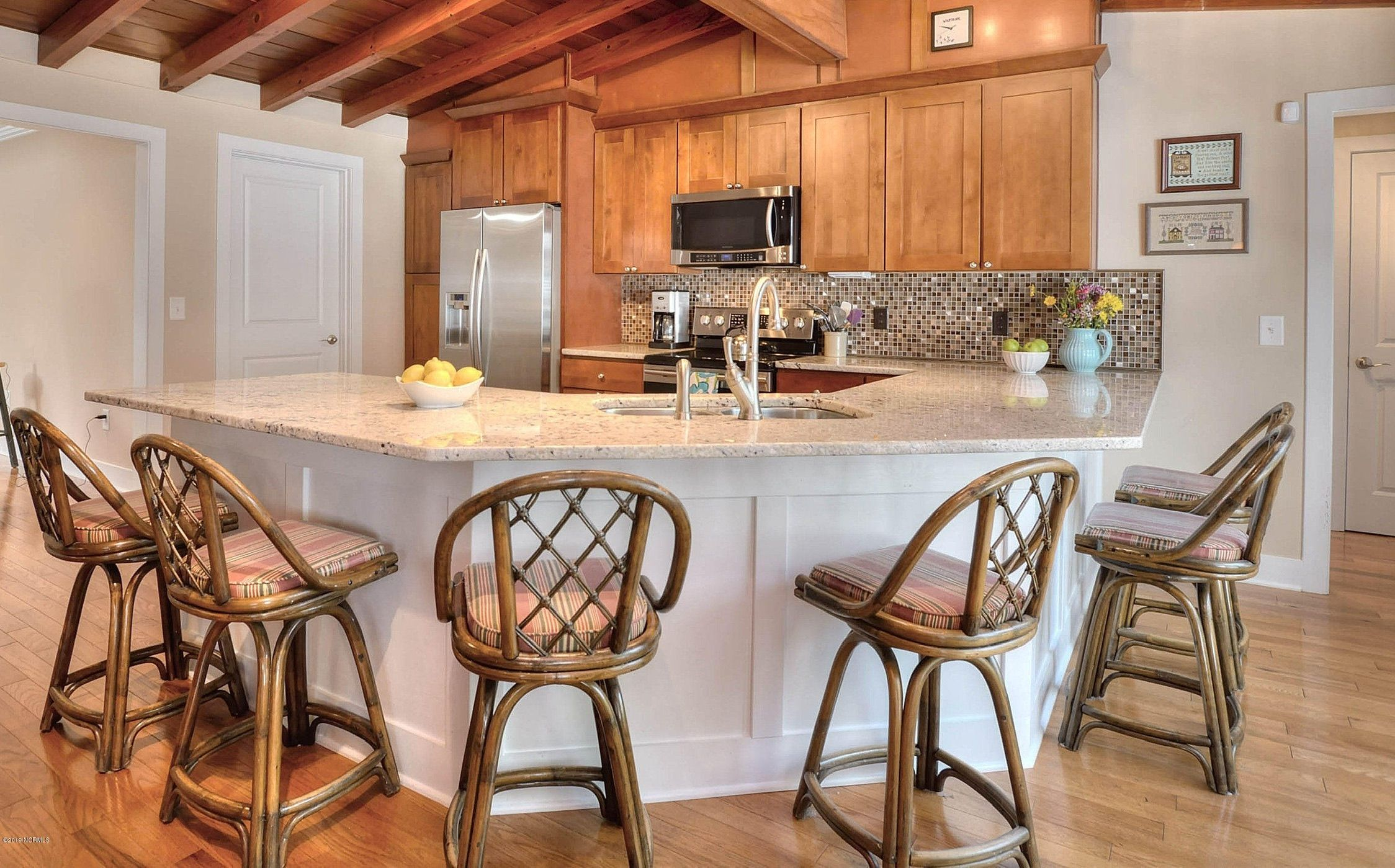 Image by barbara vicare on angled kitchen islands north