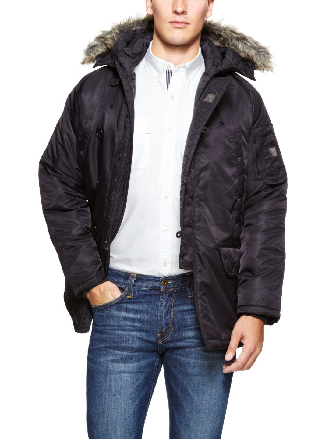 394e5e19505 N3B Snorkel Parka by Spiewak   Sons on Park   Bond