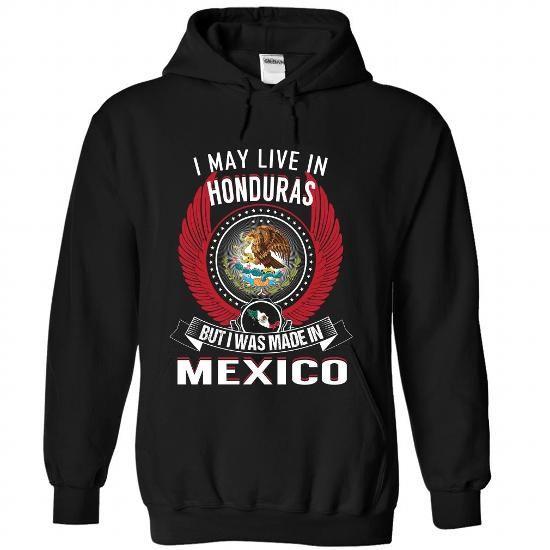 Honduras - Mexico - #red shirt #cute hoodie. Honduras - Mexico, hoodie novios,matching hoodie. SECURE CHECKOUT =>...