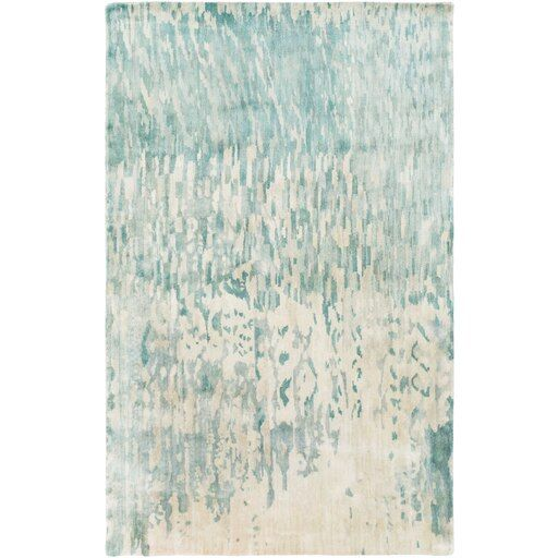 Watercolor Wat 5004 8 X 11 Rectangle Area Rug Art Of Knot