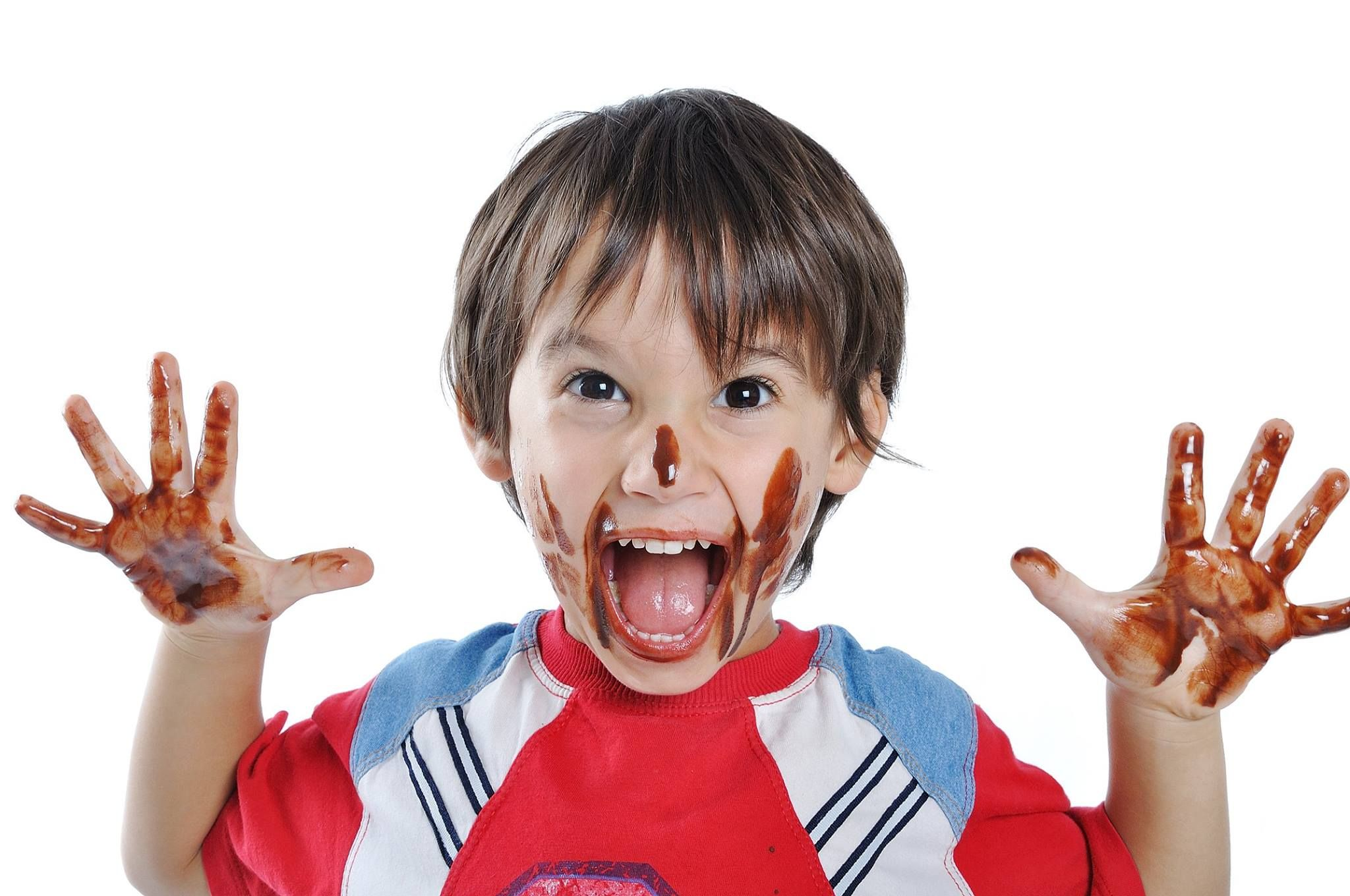 Free Chocolate For Kids Friday