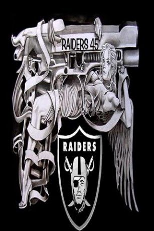 Oakland Raiders Live Wallpaper App For Android Raider Nation