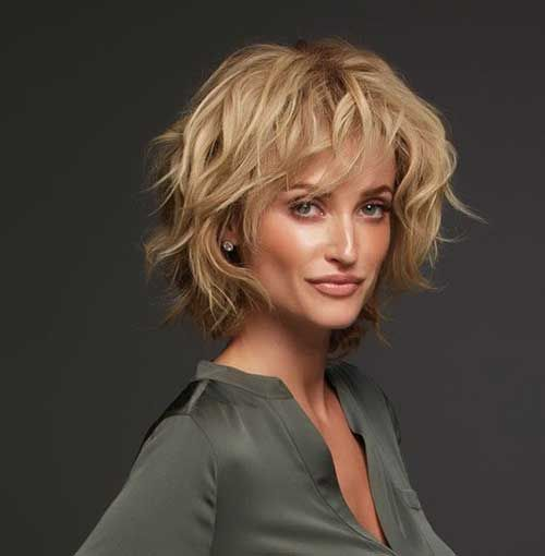 Most Preferred Short Layered Haircuts Coupe de cheveux