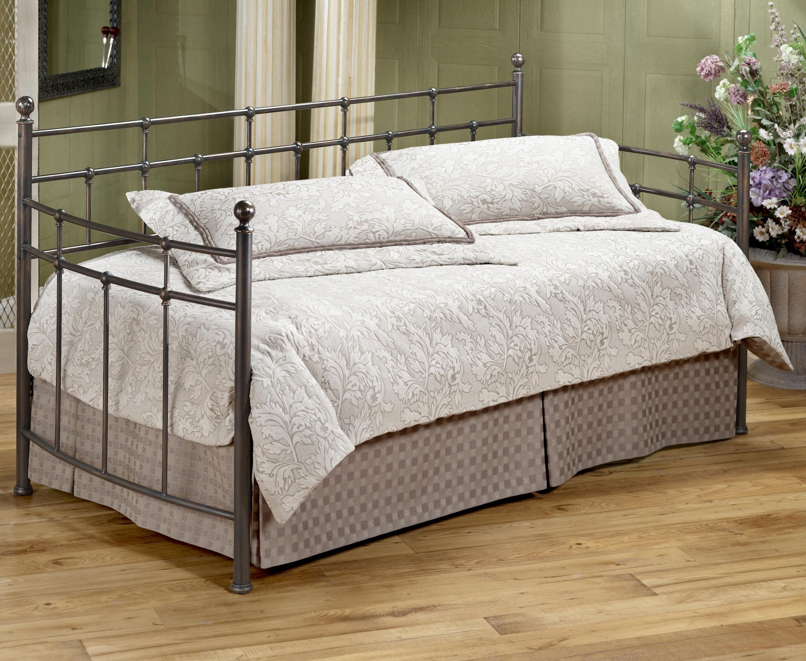 - Daybeds Twin Providence Daybed By Hillsdale Metal Daybed