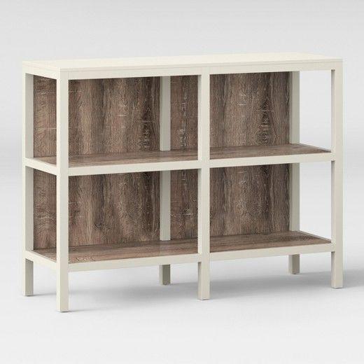 Hadley 36 Horizontal Bookcase From Threshold Horizontal