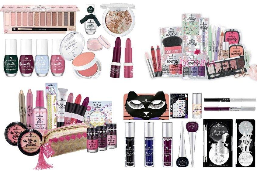 Calendario Dellavvento Essence.Trend Edition Essence Cosmetics Dove Trovare Tutte Le