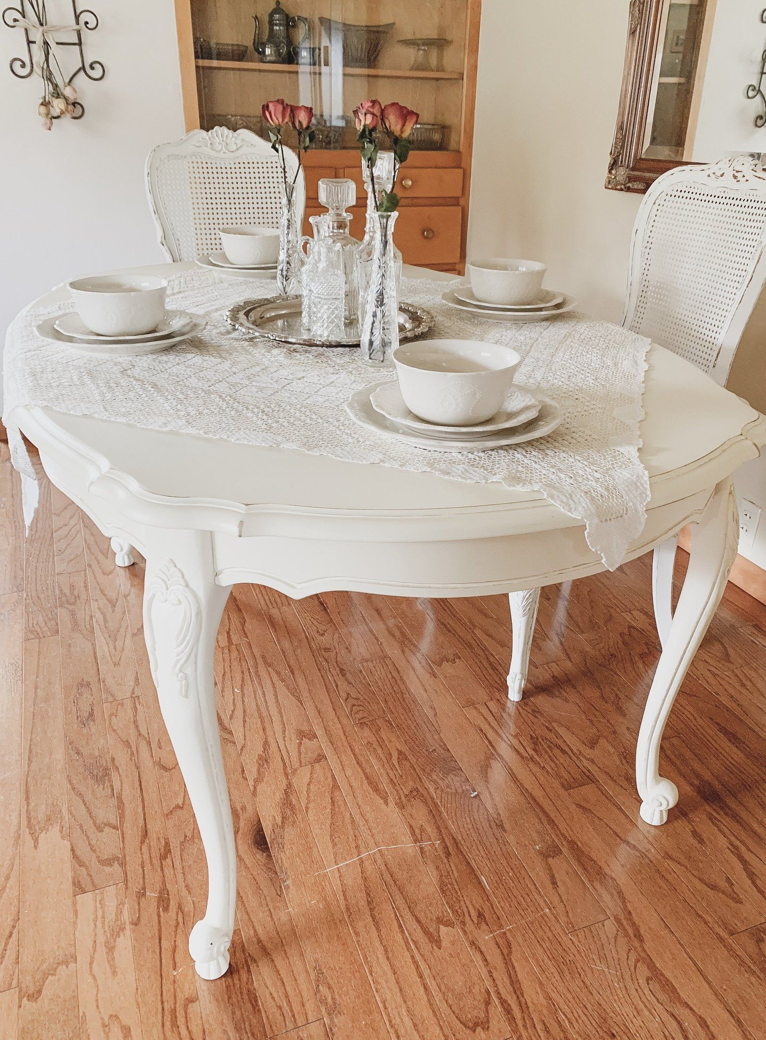 French Dining Table Antique White French Dining Tables Shabby