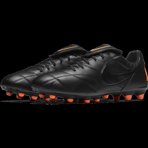598bf34aa Nike Premier II FG Soccer Cleat - Black/Black/Total Orange ...