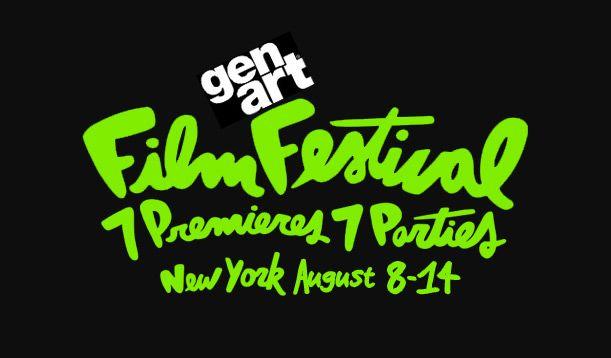 GenArt Film Festival. another logo that i love