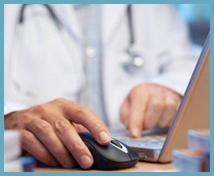Doctors helping doctors