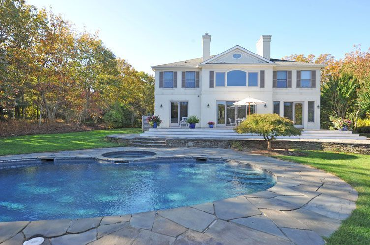 """Classic Country Beauty"" Sag Harbor - Hamptons Real Estate"