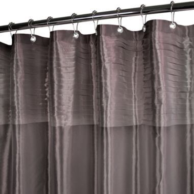 Park B Smith Tuxedo Pleats Shower Curtain Found At JCPenney
