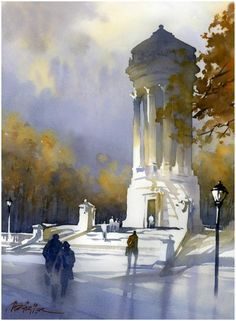 Watercolor Painting Watercolors And Paintings On Pinterest