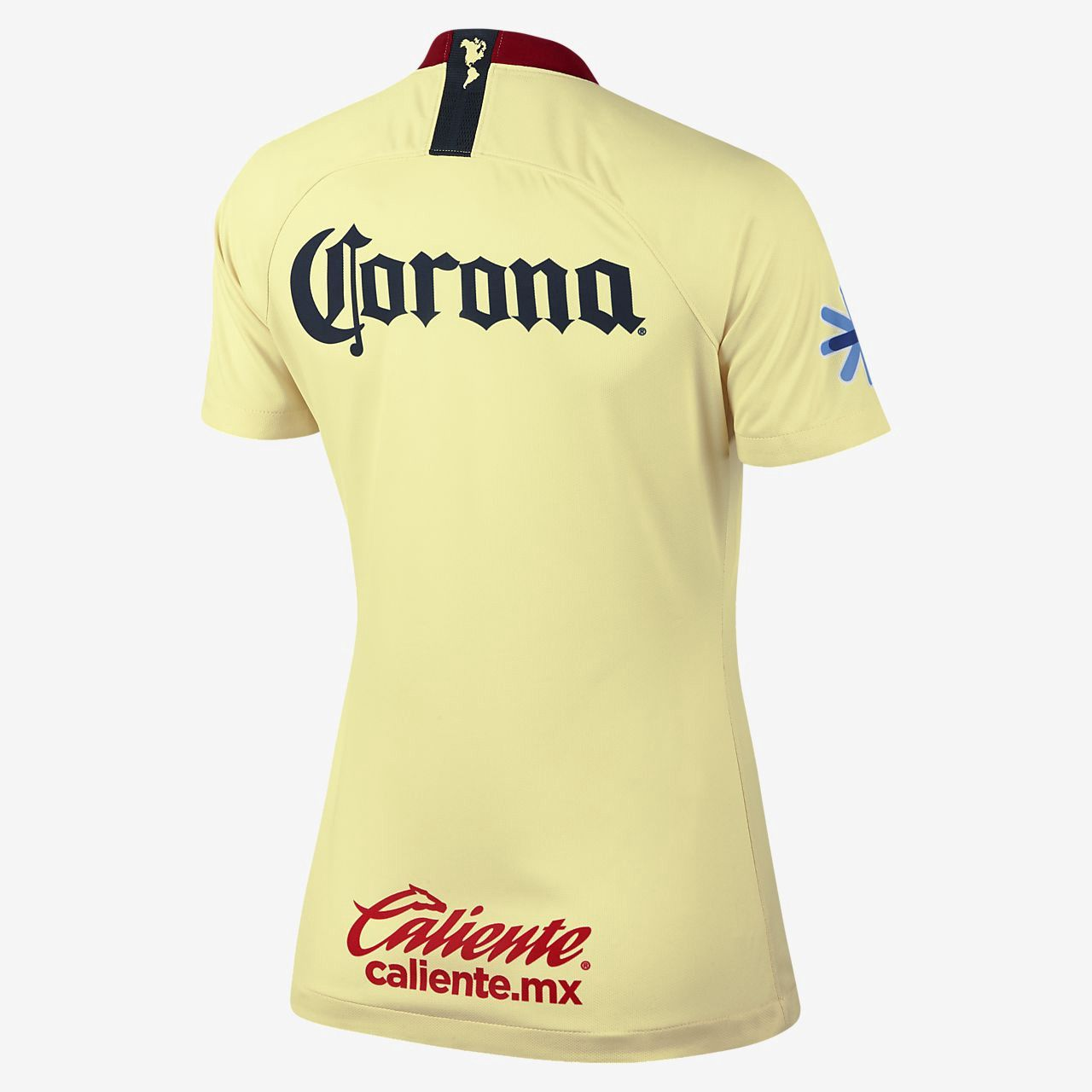 47a0e35cc Nike 2018 19 Club America Stadium Home Women s Soccer Jersey - Xl (16–18)  Navy
