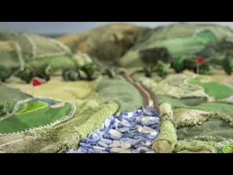 Stop motion cinema commercial for Positively Wellington Tourism created by Yukfoo Animation Studios for Clemenger BBDO Wellington. Hand crafted from sewn fabrics and all shot in camera this commercial features regional landscapes from the New Zealand capital city and surrounding areas.