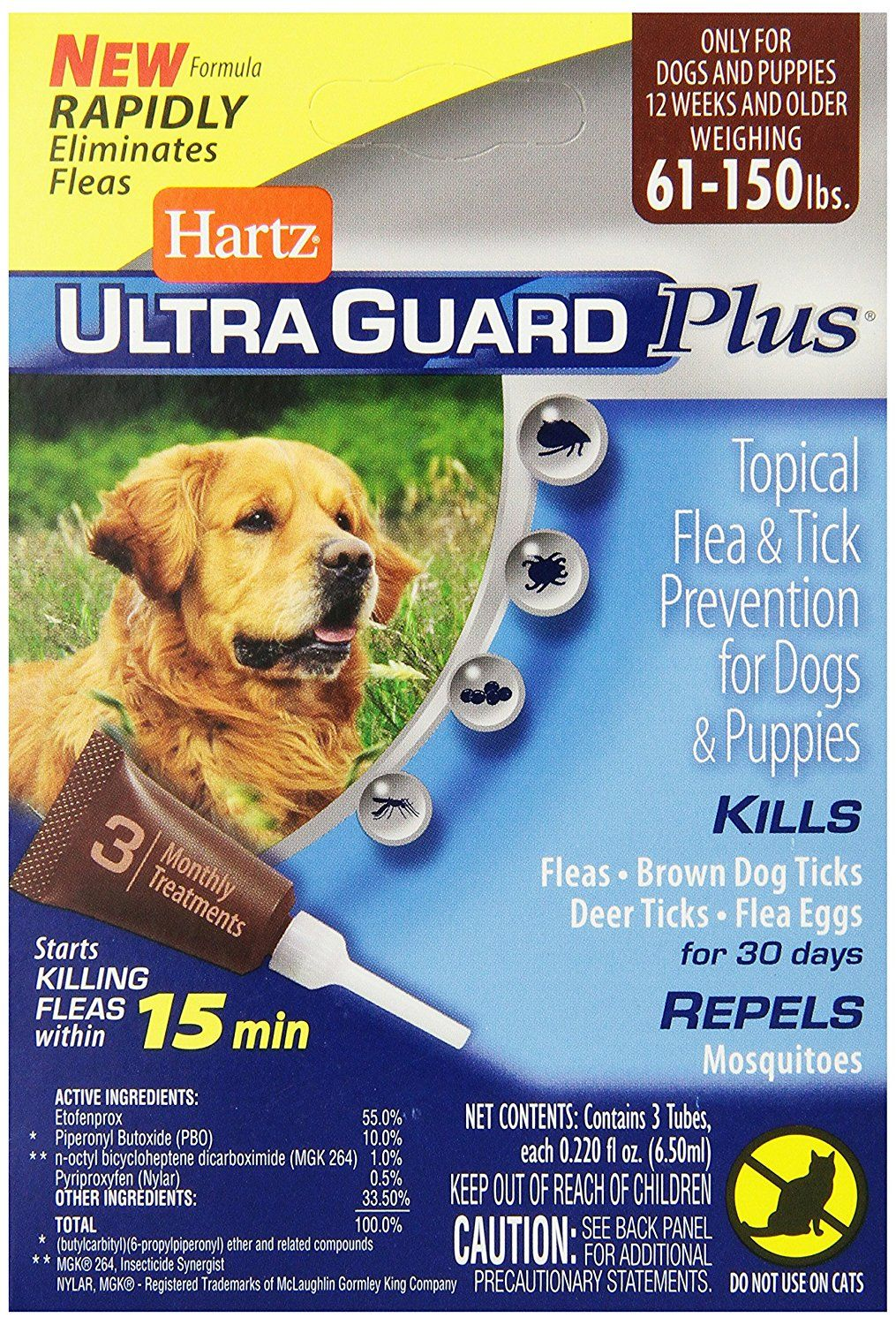 Hartz Ultraguard Flea And Tick Drops For Dogs You Can Get Additional Details At The Image Link This Is An Affil Flea Medicine For Dogs Flea And Tick Fleas
