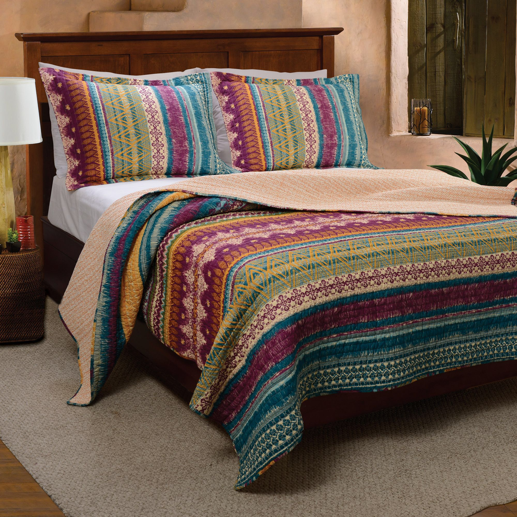 southwest quilt set | bedroom decor | pinterest | southwest quilts