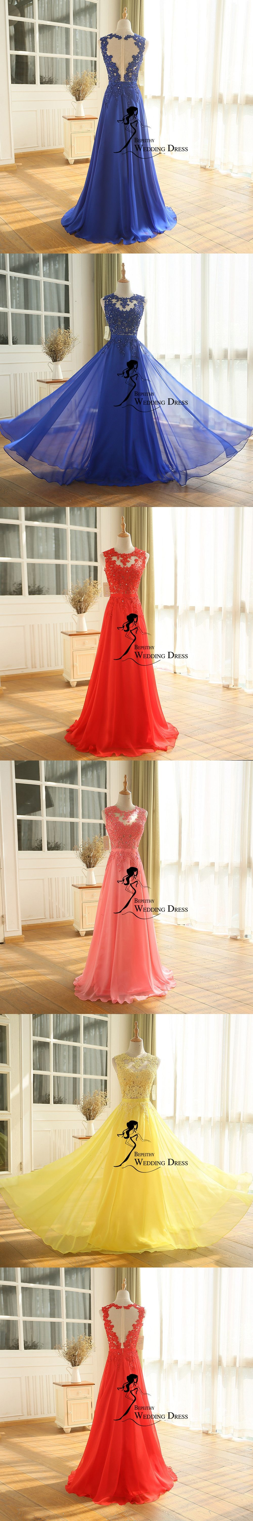 Bepeithy vestido de festa formal evening dress gown chiffon