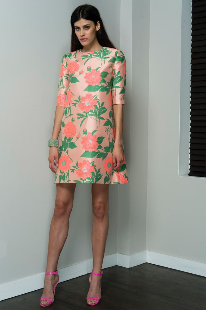 Barbara Tfank   Resort 2015 Collection   Style.com