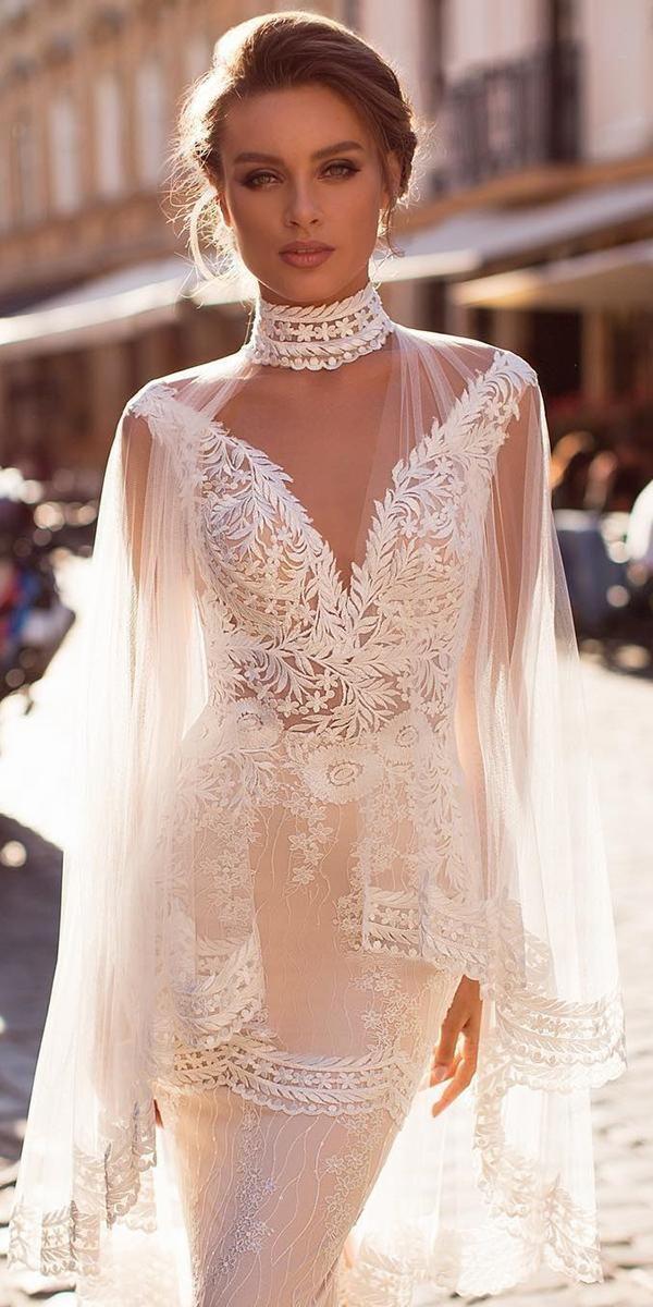 Brautkleider Herbst 2019: Sehen Sie die neuen Trends - #beauty #Dresses #fall #Trends # ... gestrickt ideen