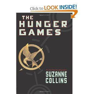 Hunger Games - completely hooked!