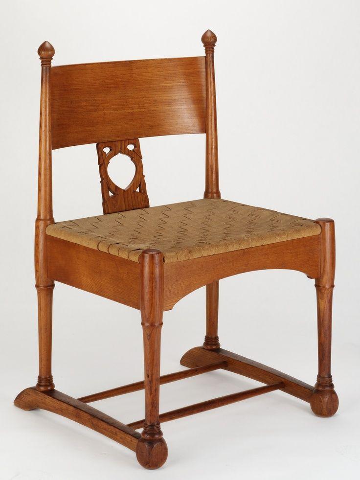 Richard Riemerschmid Stuhl 169 1 Um 1910