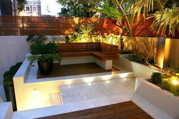 Romantische kleine tuin aanleggen. tuin ontwerp pinterest