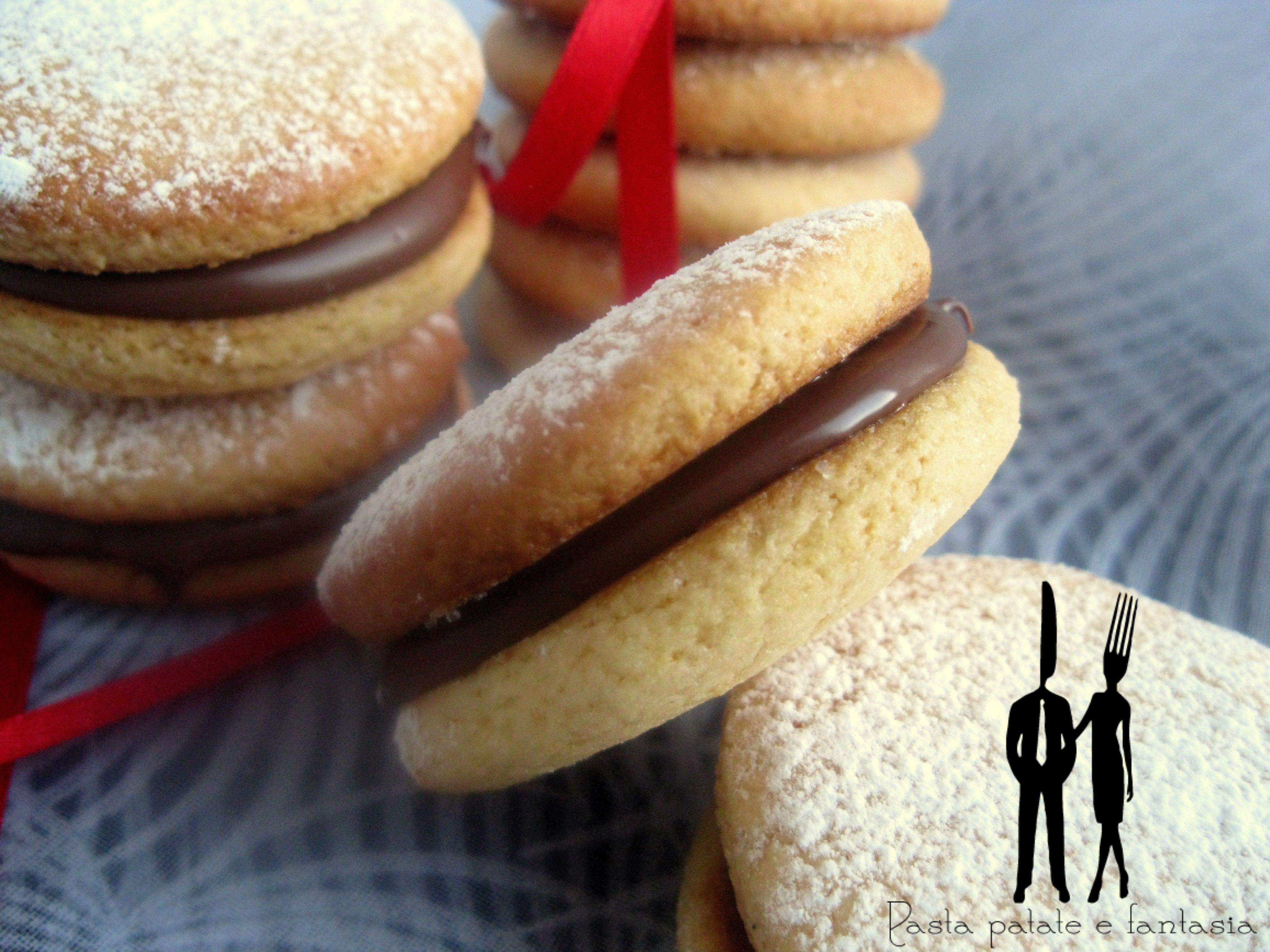 Biscotti Bambini ~ Biscotti morbidi arancia e nutella biscotti nutella and biscotti