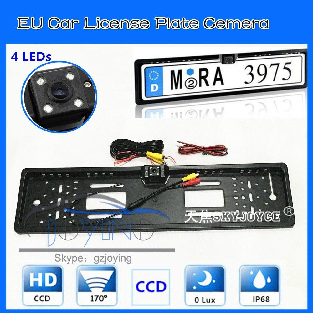 GOOD price wholesales 20 sets CCD HD rear view camera European ...