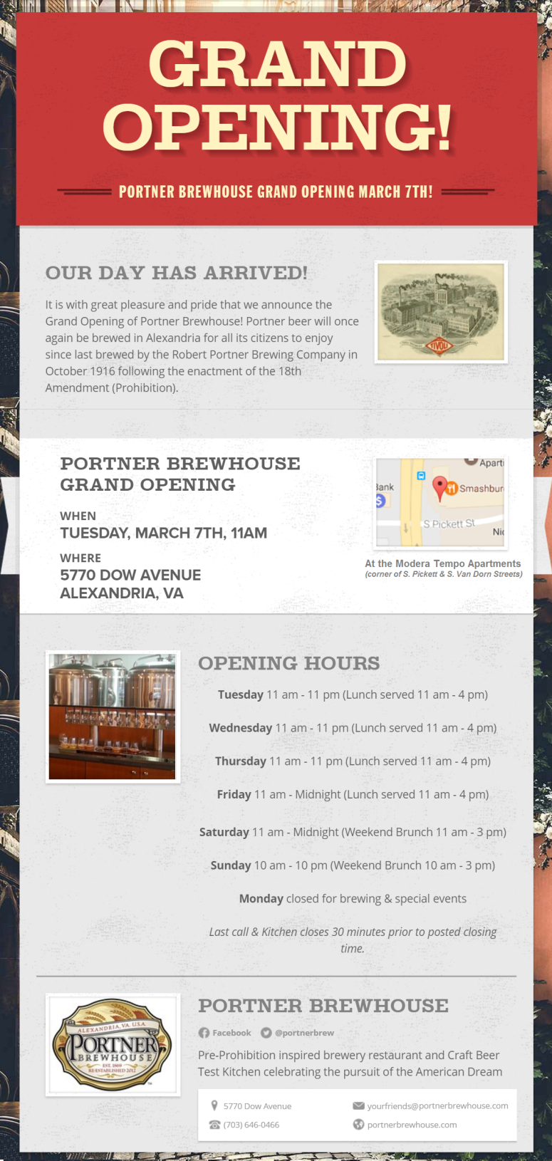 GrandOpeningFlyer  To Do    Grand Opening