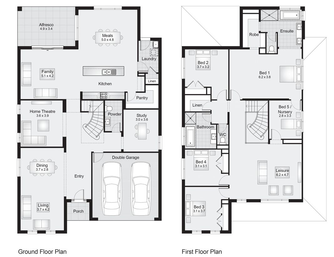 Nice Clarendon Homes Designs Pictures - Home Decorating Inspiration ...
