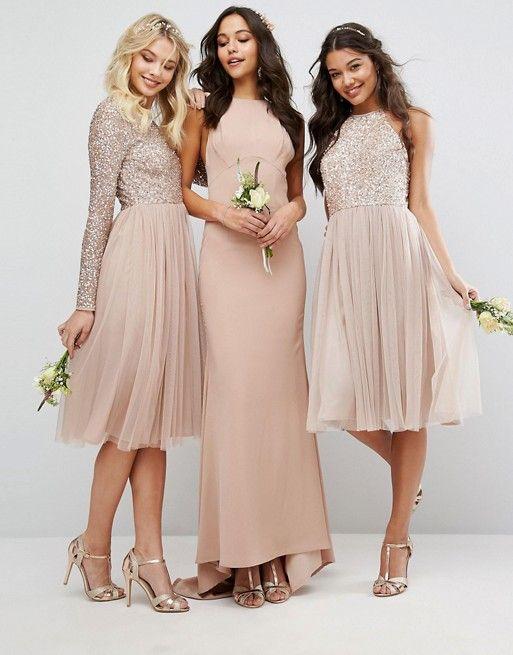 timeless design eb2f5 47388 Discover Fashion Online   Kleider   Vestido madrinha ...