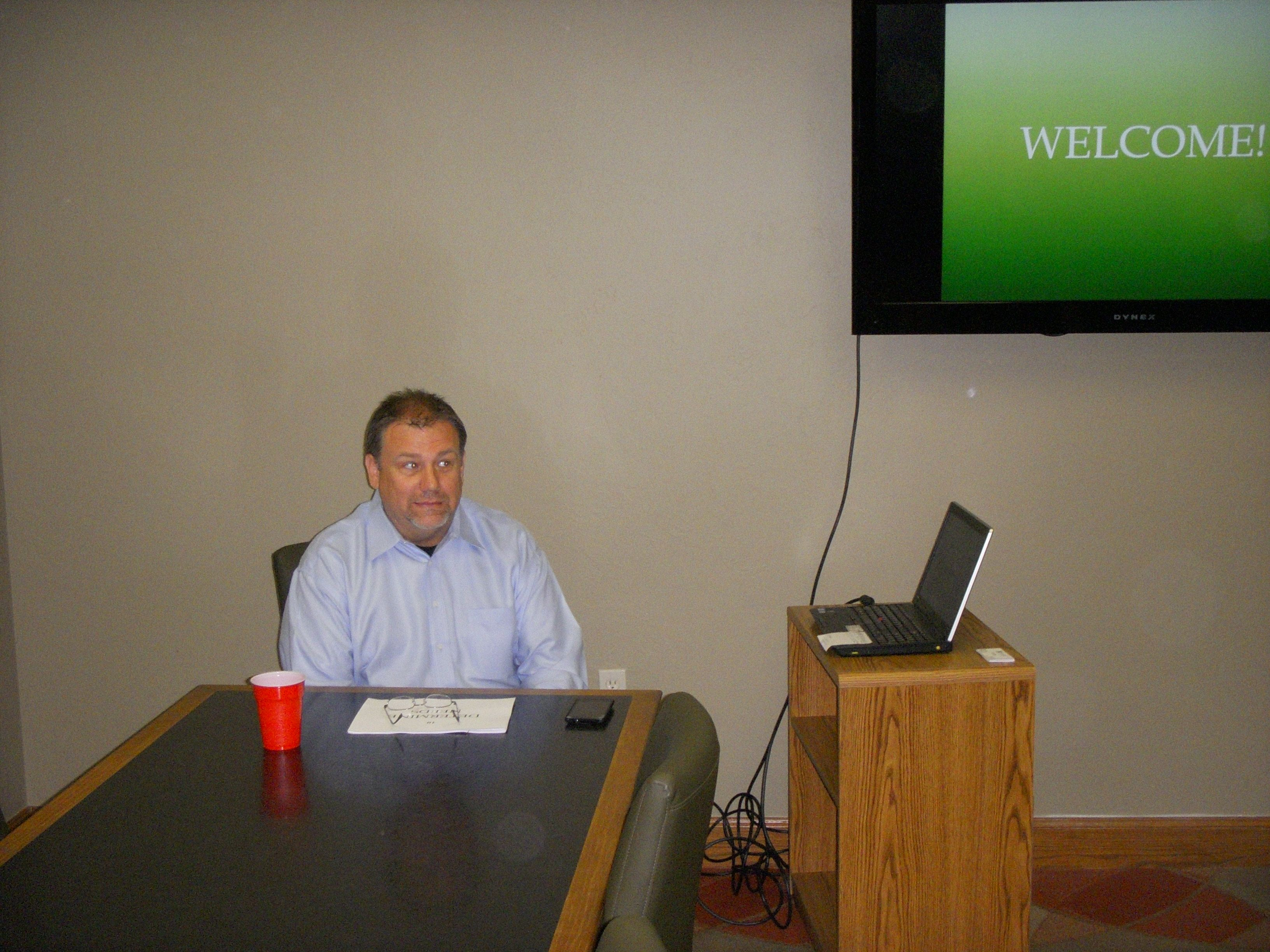 10 10 tips for car buying - David With Exeter Finance Was One Of Our Lunch Learn Speakers The Topic