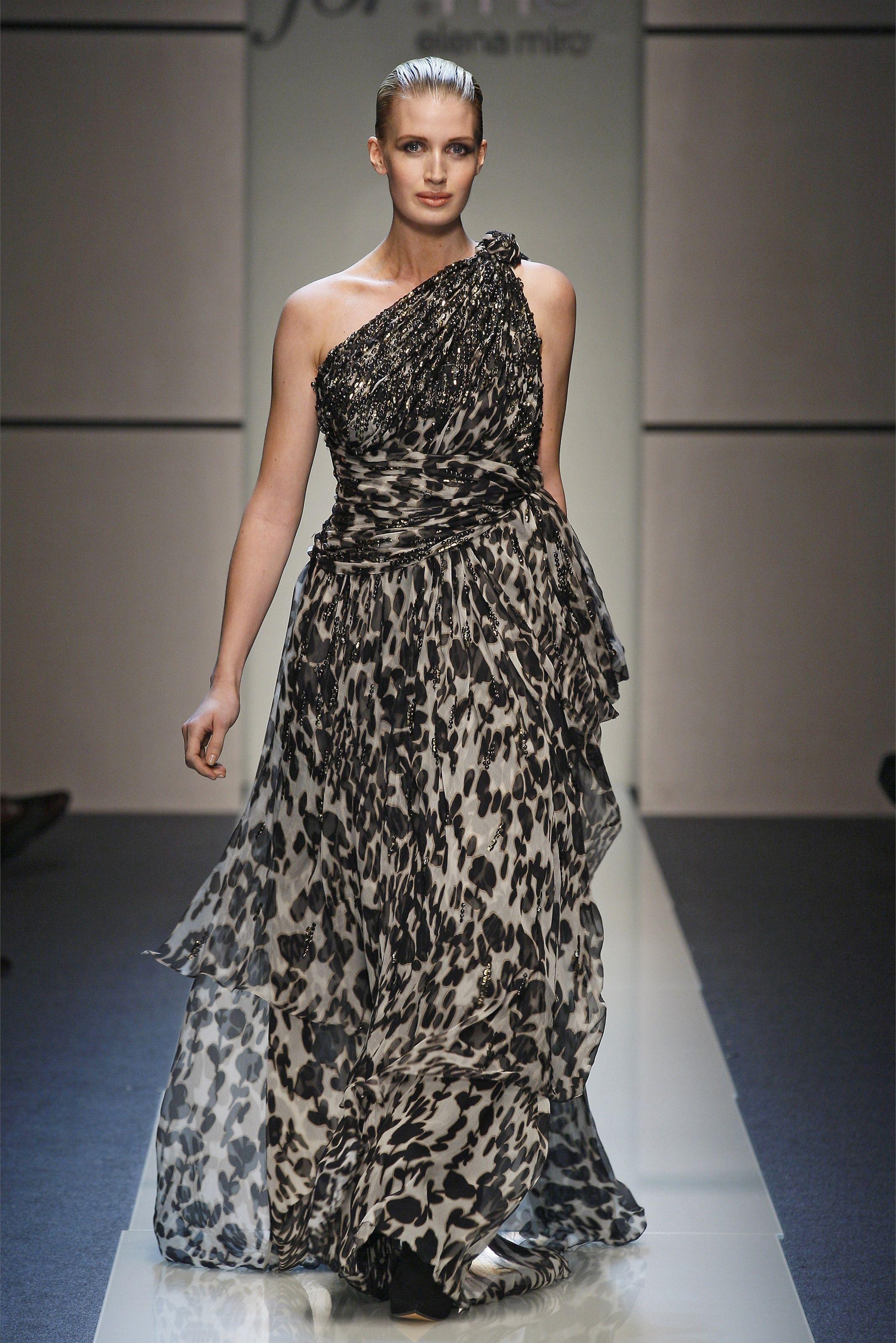 Sfilata For.Me Elena Mirò Milano - Collezioni Autunno Inverno 2013-14 -  Vogue ec5b7a3f540
