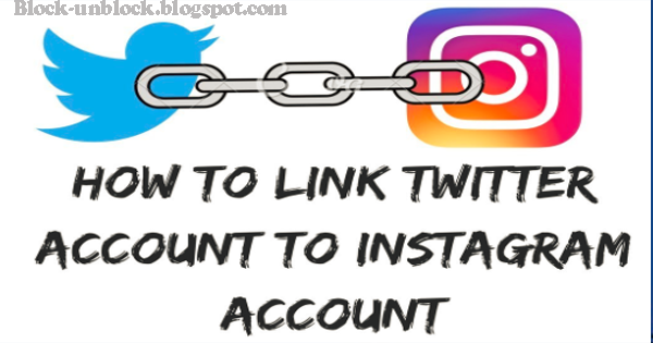How To Link Instagram To Twitter Linking Your Instagram Account With Twitter Enables You To Share Your I In 2020 Instagram Application Settings App Instagram Accounts