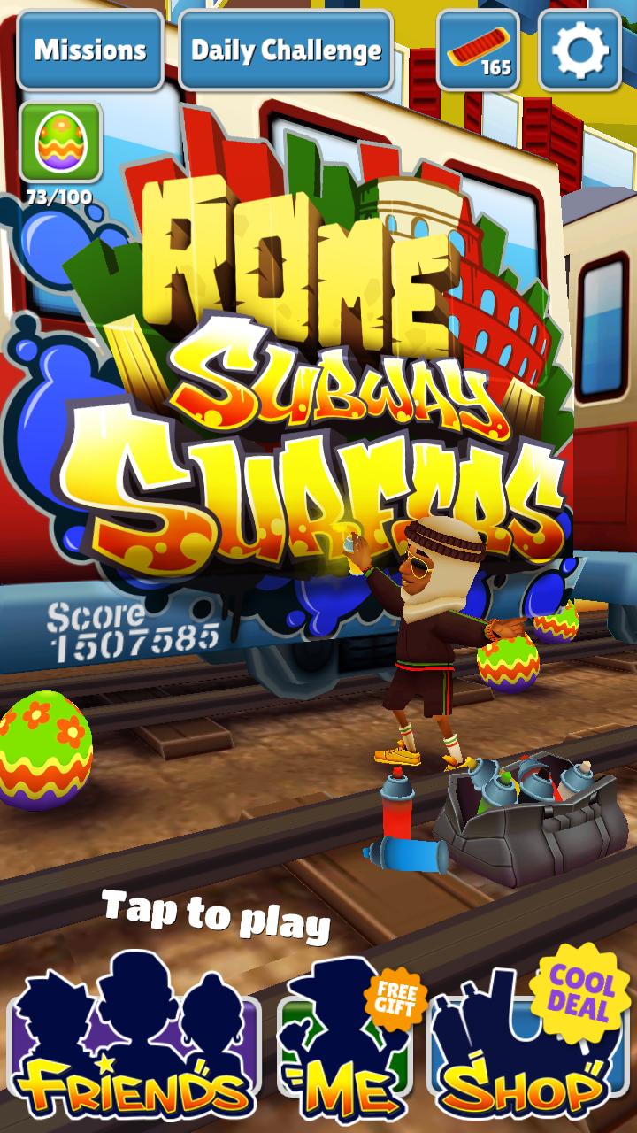 HOW TO HACK SUBWAY SURFERS Unlimited Coins And Keys 100% ...